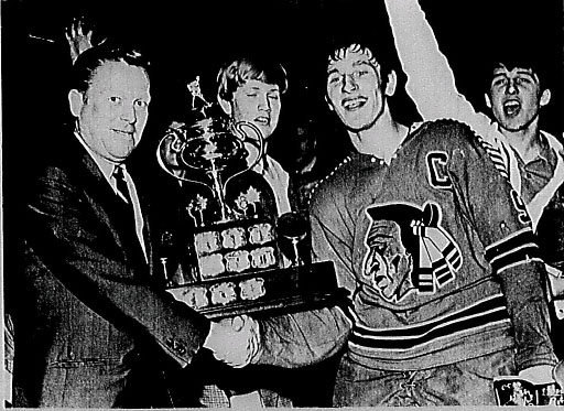 1970 Clarence Schmalz Cup