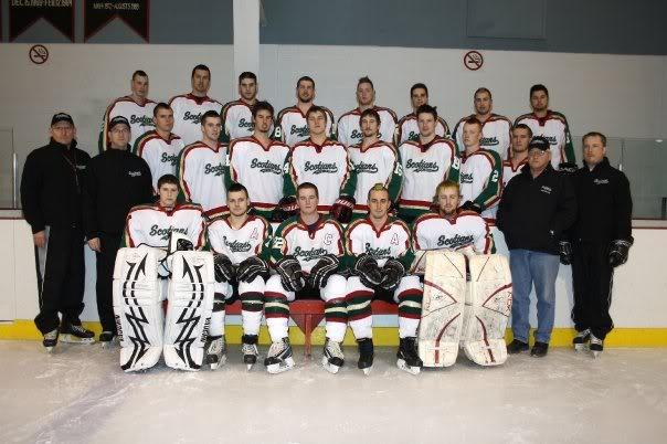 2008-09 NSJHL Season