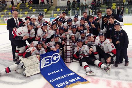 2013-14 BCHL Season