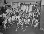 16Apr1939-Bruins after Cup win