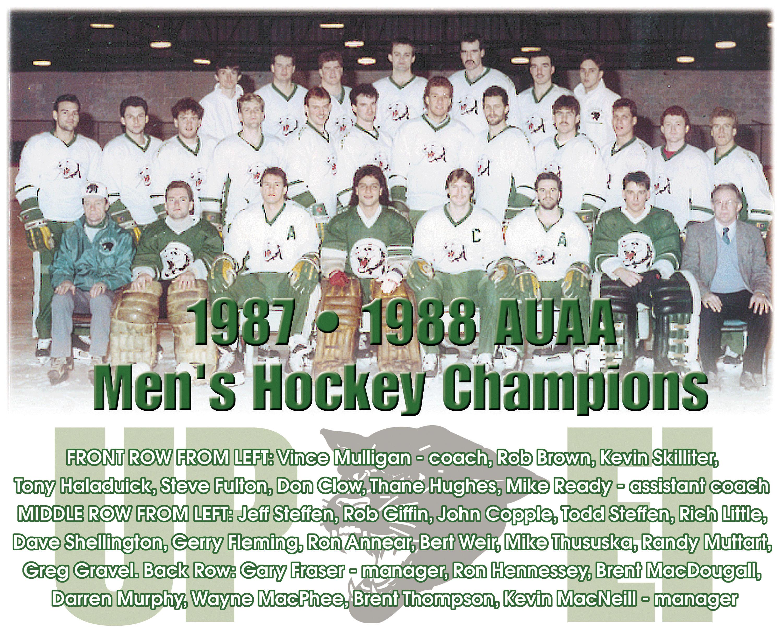 1987-88 AUAA Season