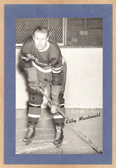 Kilby MacDonald