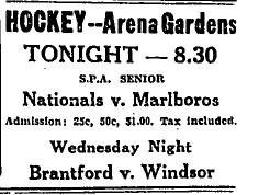1930 SPA Senior Tournament