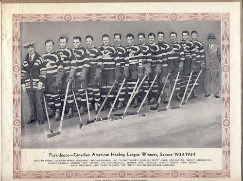 1933-34 Canadian-American Hockey League season