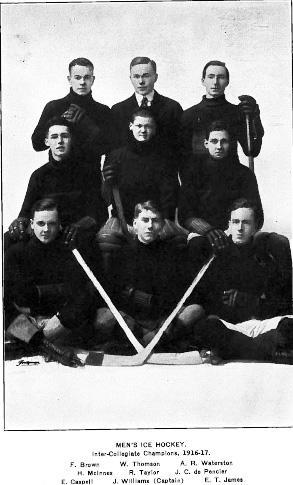 1916-17 VCSL Season