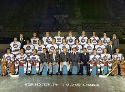 1976–77 Winnipeg Jets season