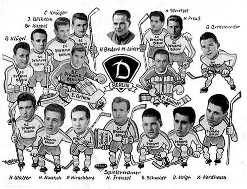 1957-58 Oberliga (DDR) season