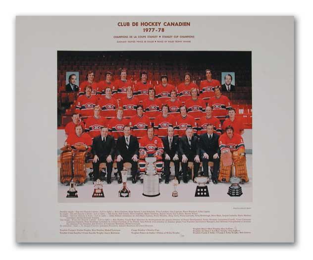 1978 Stanley Cup Finals