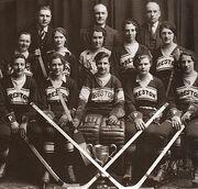 women's hockey team photo