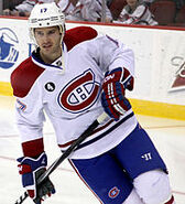 Torrey Mitchell - Montreal Canadiens