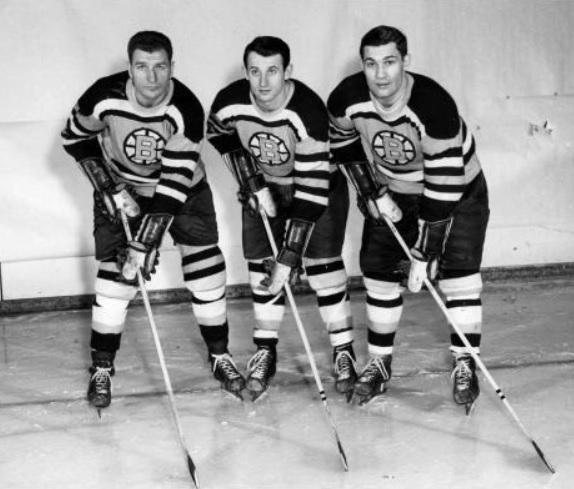 1957–58 Boston Bruins season