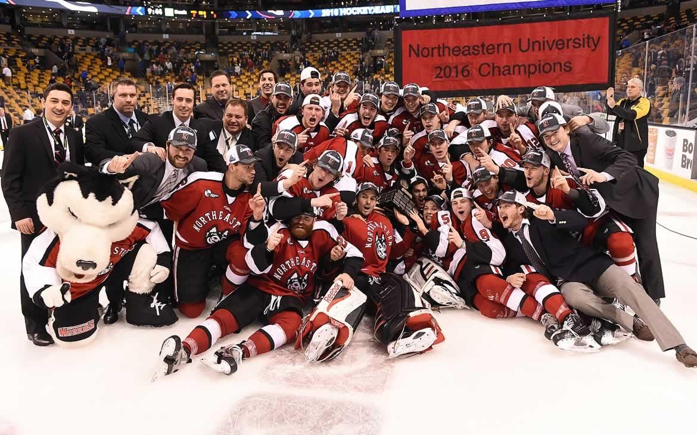 2015-16 Hockey East Men's Ice Hockey Season