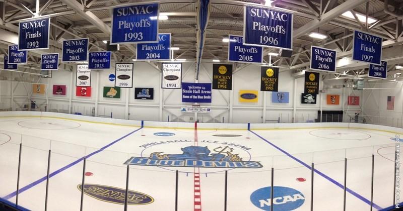 Steele Hall Ice Arena