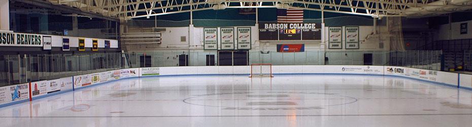 Babson Skating Center