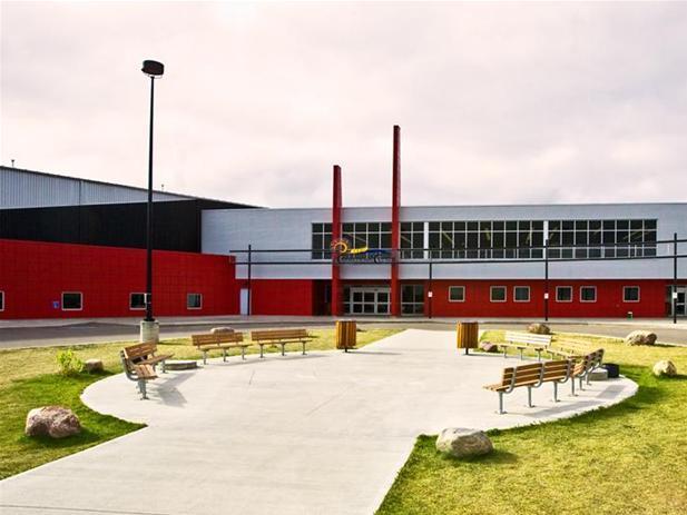 Bonnyville Centennial Centre
