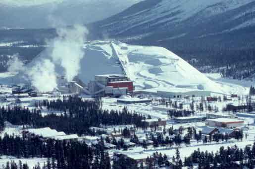 Cassiar, British Columbia