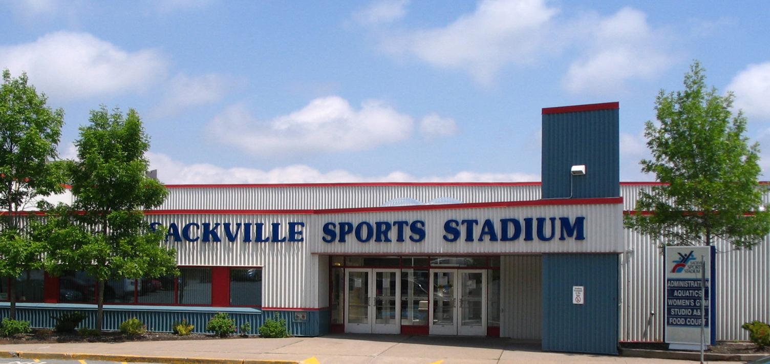 Sackville Sports Stadium Arena
