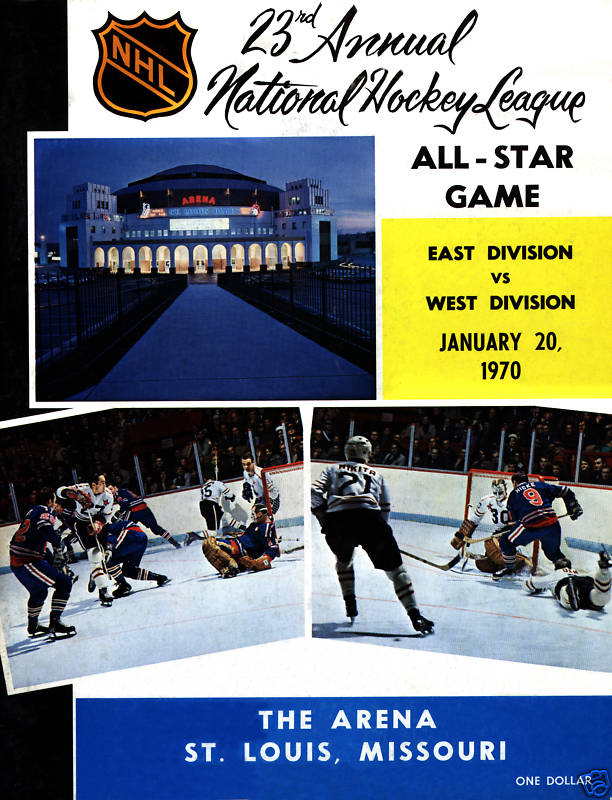 23rd National Hockey League All-Star Game