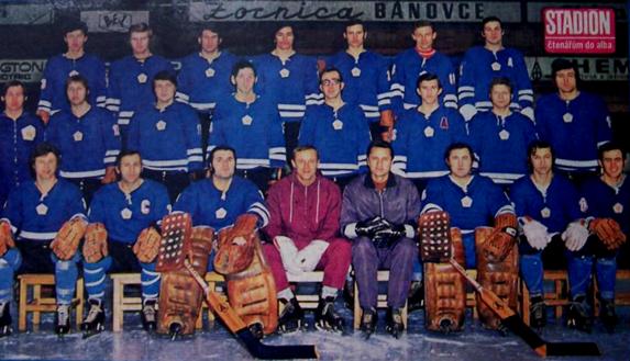 1973-74 Czechoslovak Extraliga season