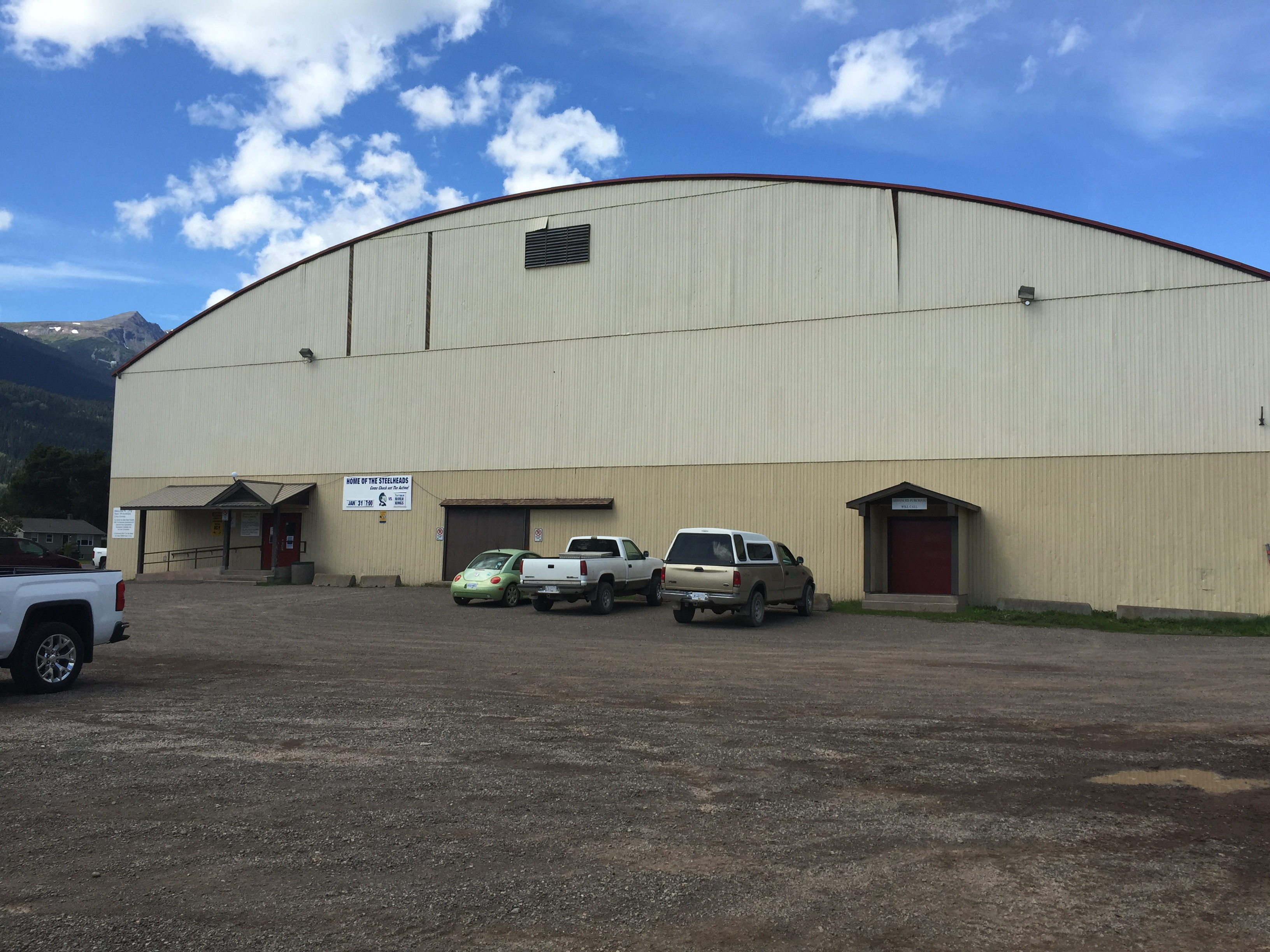 Smithers Civic Centre Arena
