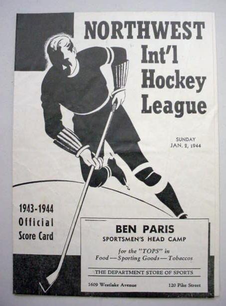 Northwest International Hockey League