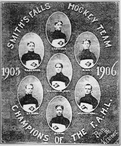 1905–06 FAHL season