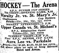 1924 SPA Junior Tournament