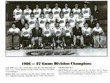 1986-87 OHL Season