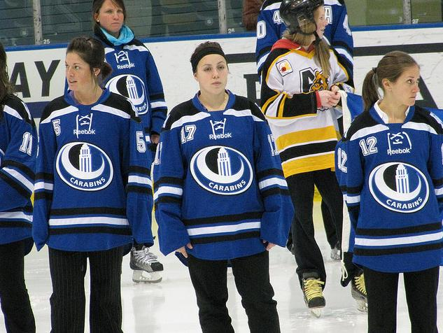 2009–10 CIS women's ice hockey season