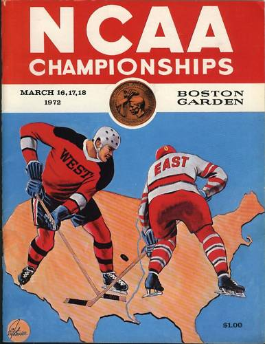 1972 Frozen Four