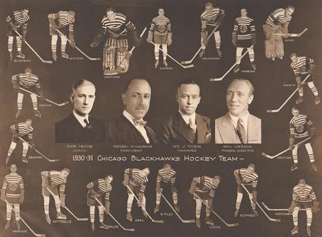1930–31 Chicago Black Hawks season