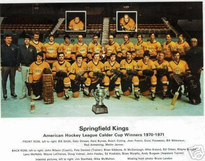 1971 Calder Cup Playoffs