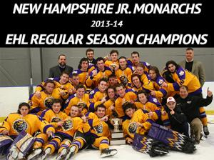 2013-14 EHL Season
