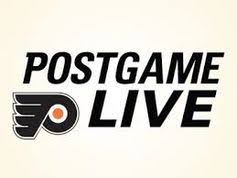 Flyers Post Game Live