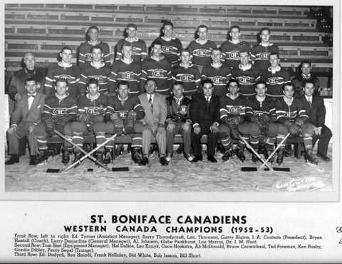 1952-53 Western Canada Memorial Cup Playoffs
