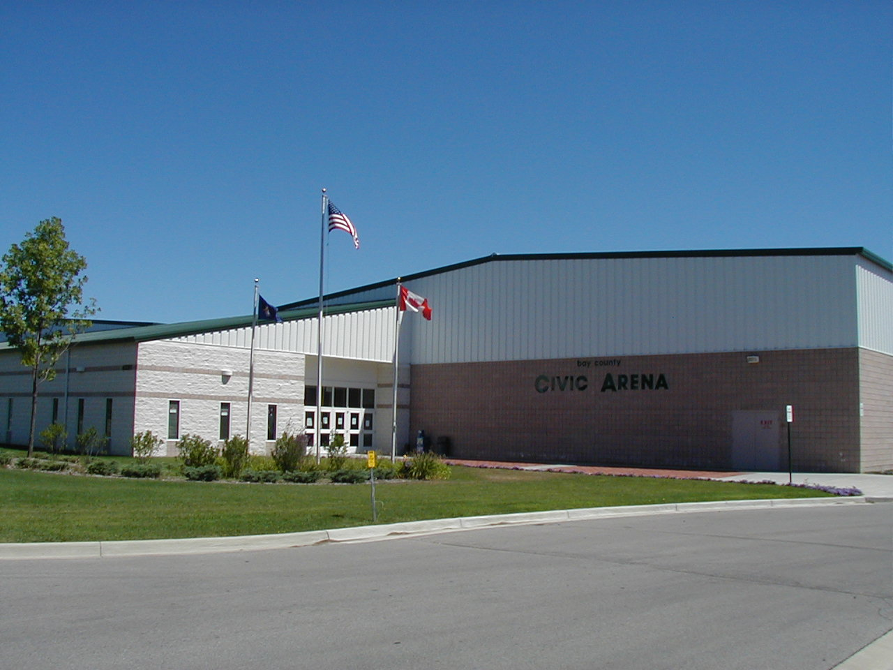 Bay County Civic Arena