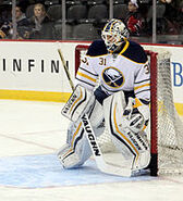 Chad Johnson - Buffalo Sabres