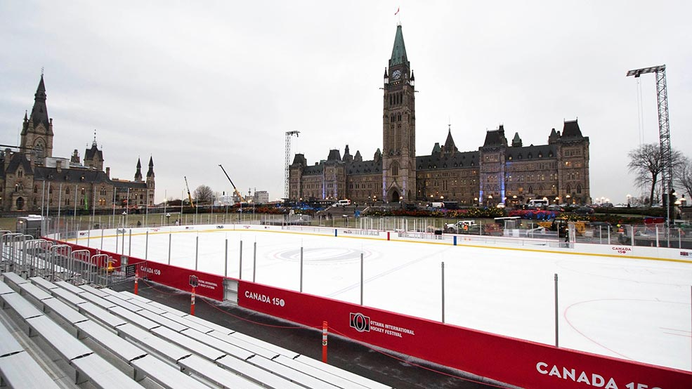 Parliament Hill Ice Rink