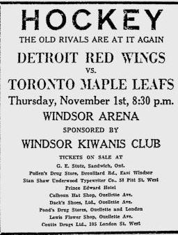 1934–35 Detroit Red Wings season