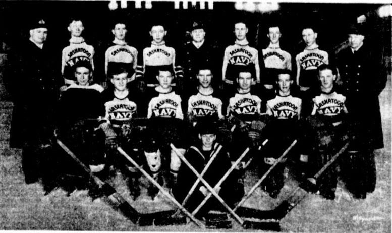 1943-44 Saskatchewan Senior Playoffs