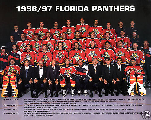 1996–97 Florida Panthers season