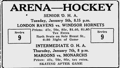 1925-26 OHA Senior Group 2 season
