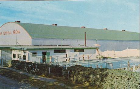 Innisfail War Memorial Arena