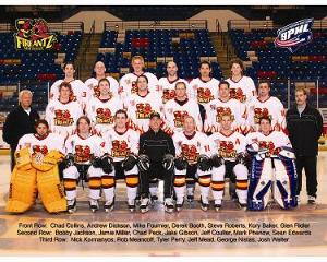 2004–05 Southern Professional Hockey League season