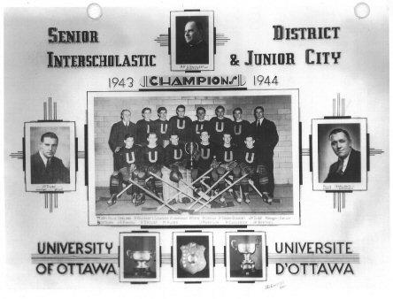 1943-44 Ottawa IS Season