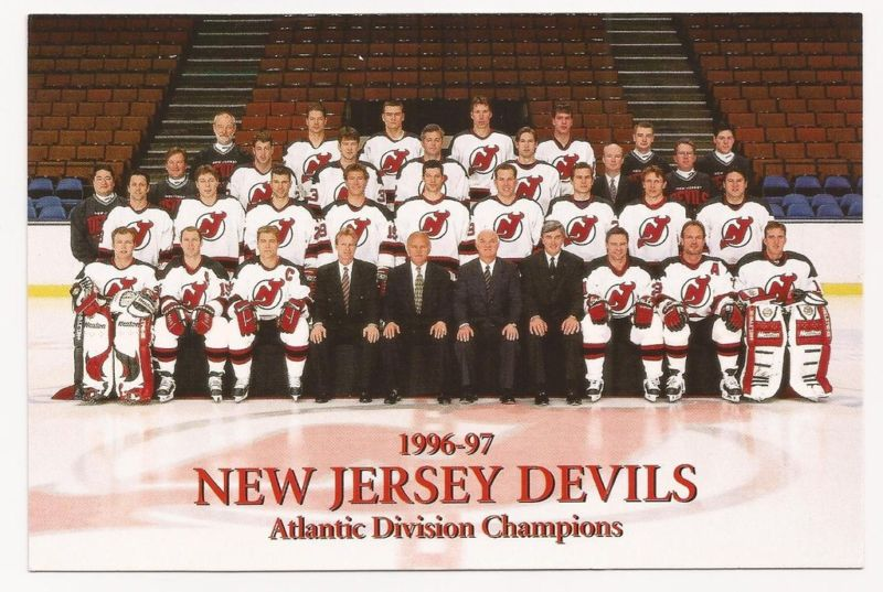 1996–97 New Jersey Devils season