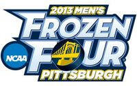 2013 Frozen Four logo