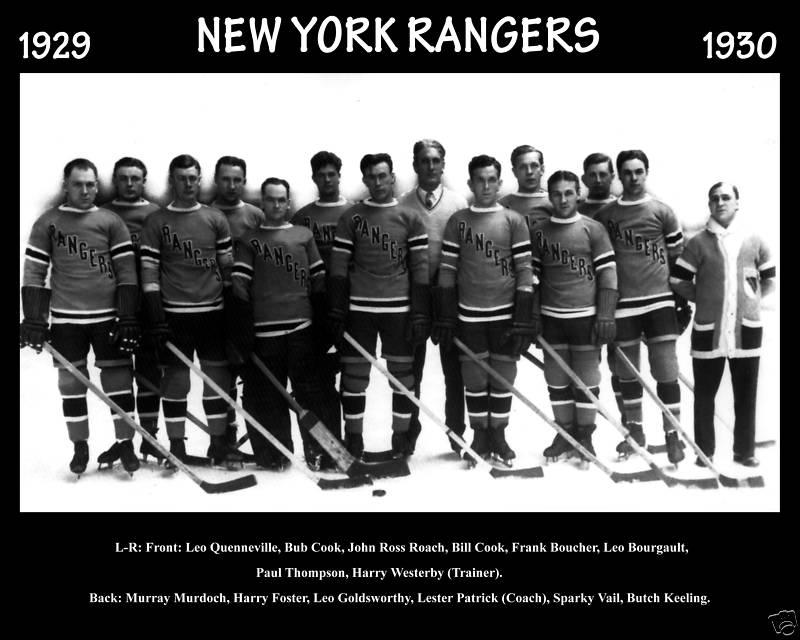 1929–30 New York Rangers season