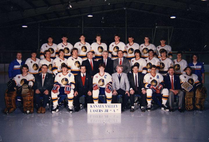 1987-88 CJHL Season