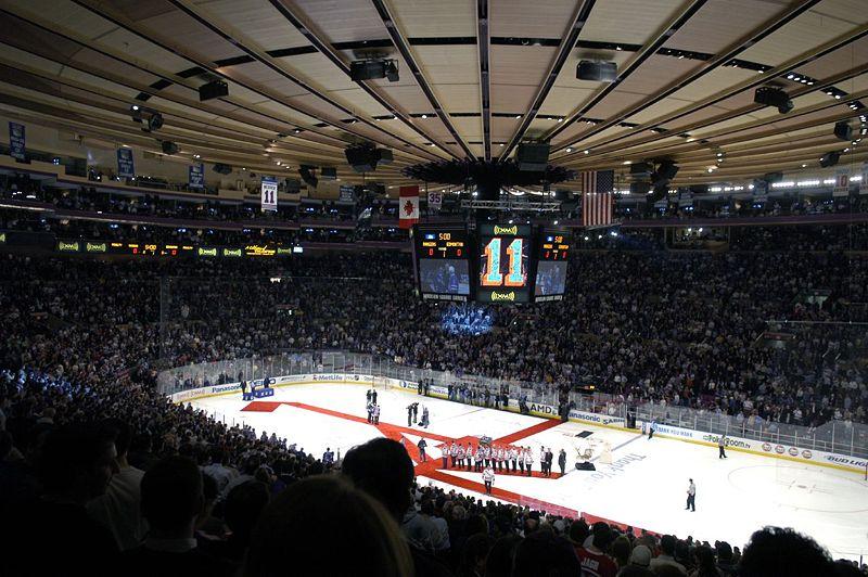 New York Rangers seasons